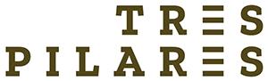 Bodega Tres Pilares Logo